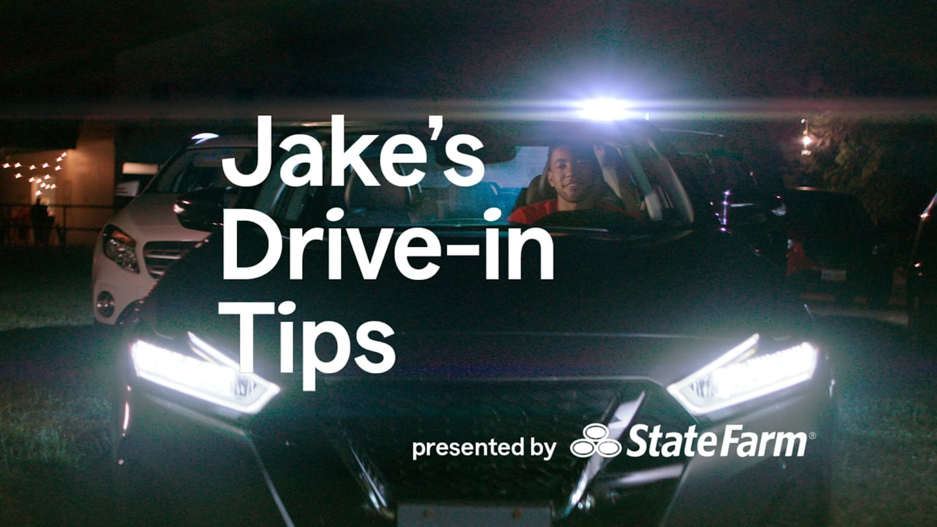 State Farm - Jake's Drive-in Movie Tips