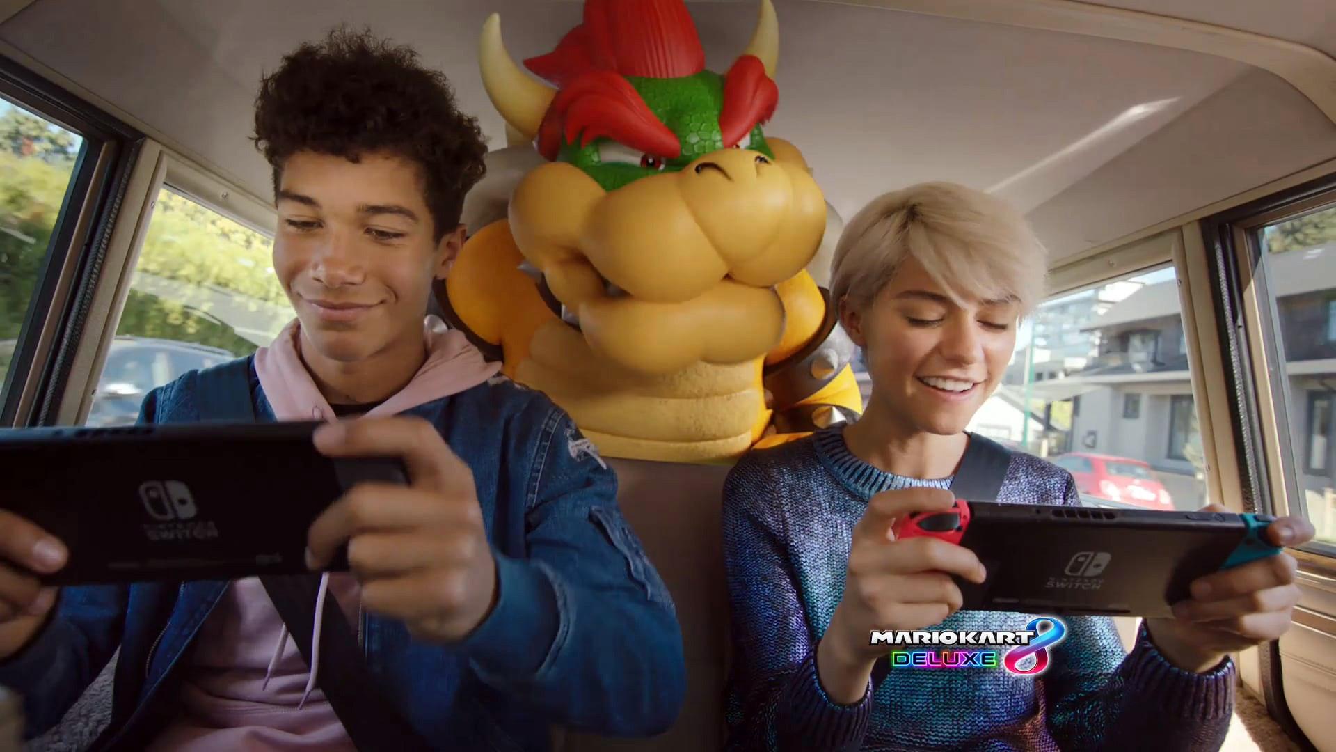 Nintendo Switch - Holiday