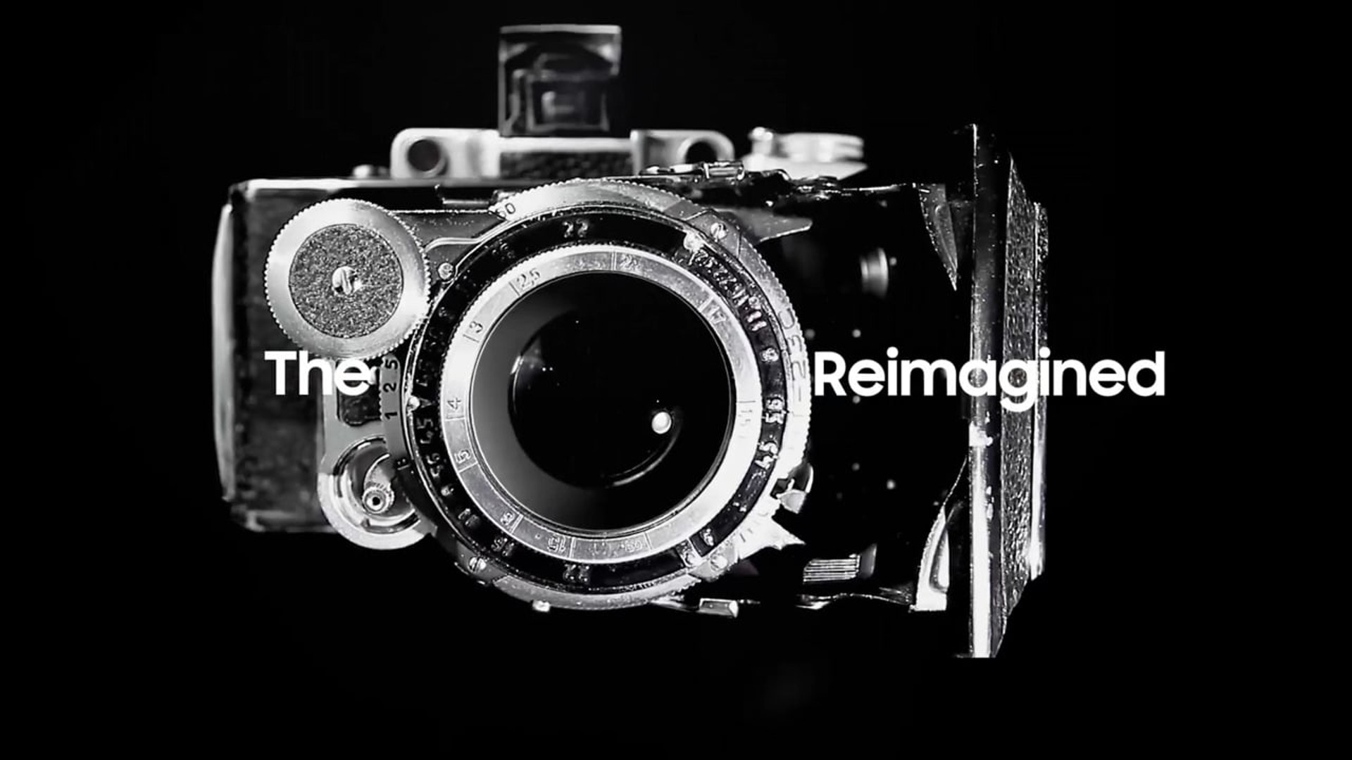 Samsung S9 - The Camera Reimagined