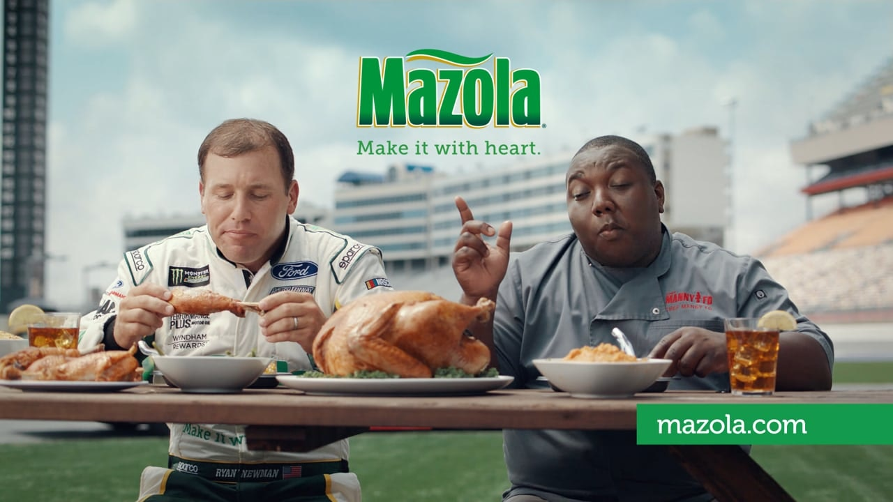 Mazola - Frying Turkey