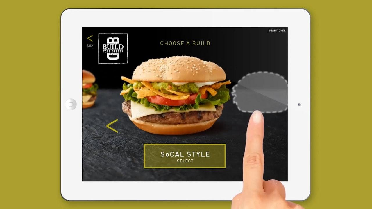 McDonald's - Burger Builder