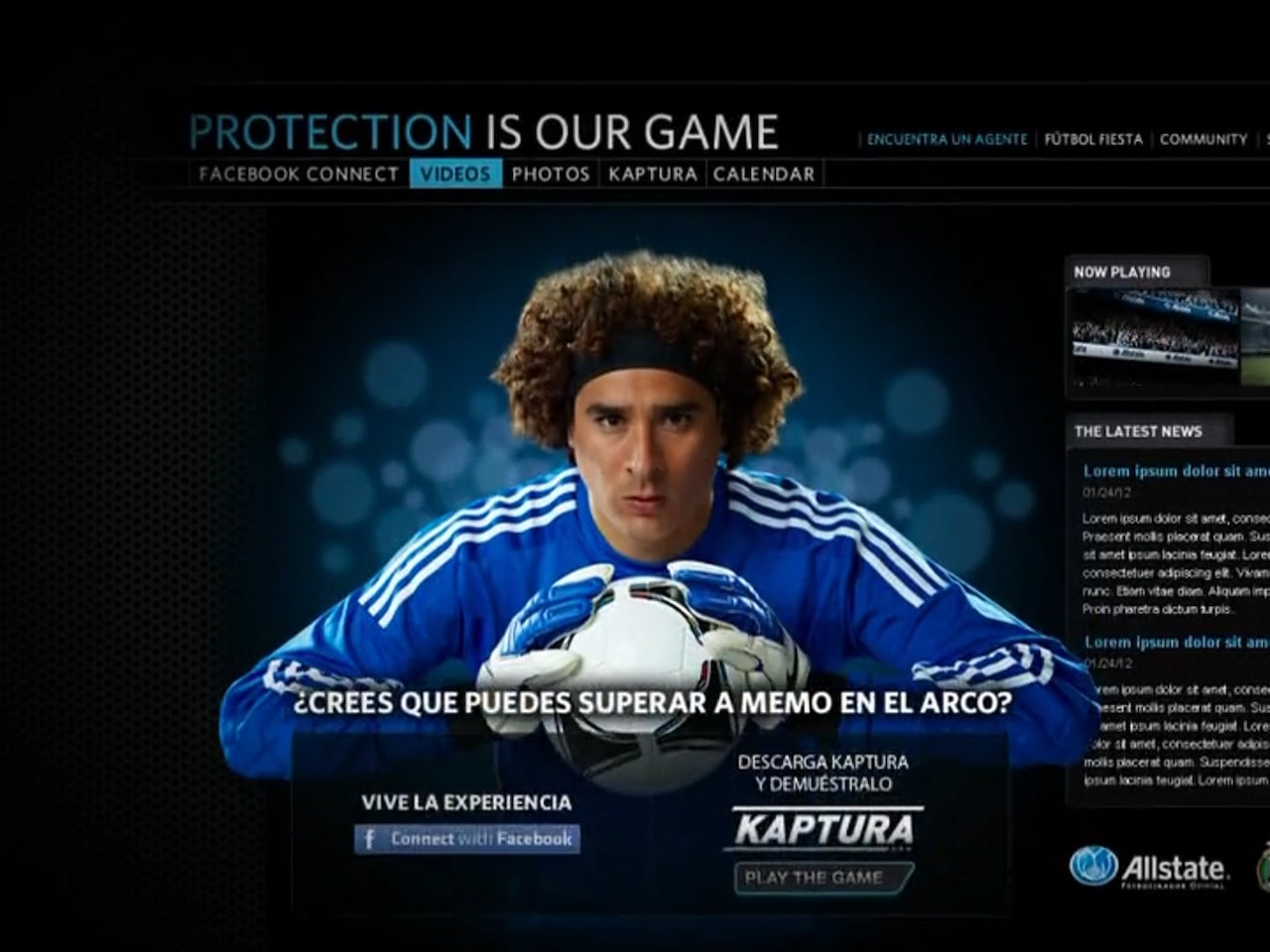 Allstate - Protection Is Our Game - Integrated Case Study