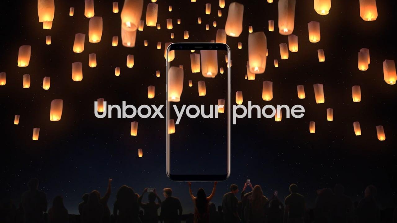 Samsung S8 - Lanterns