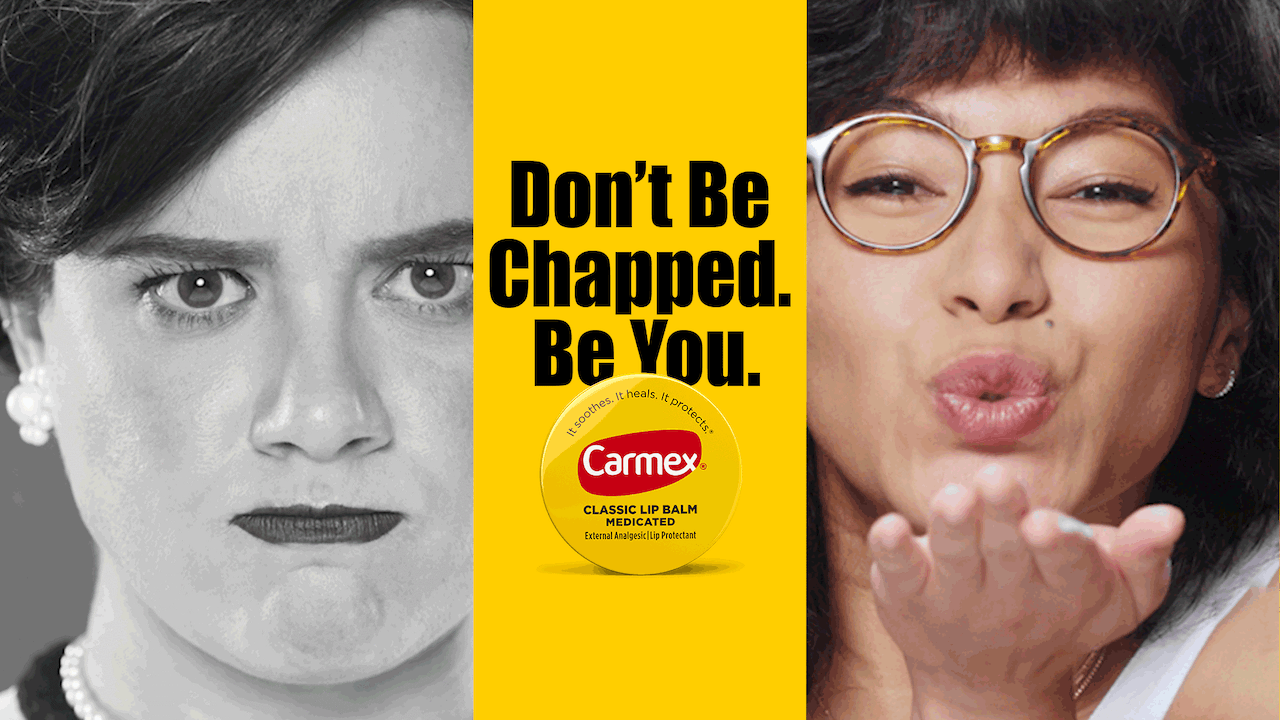 Carmex - Chapped/Not Chapped