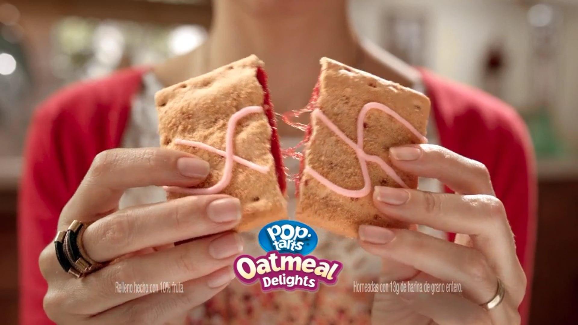 Kellogg's Pop Tarts - Oatmeal Delights
