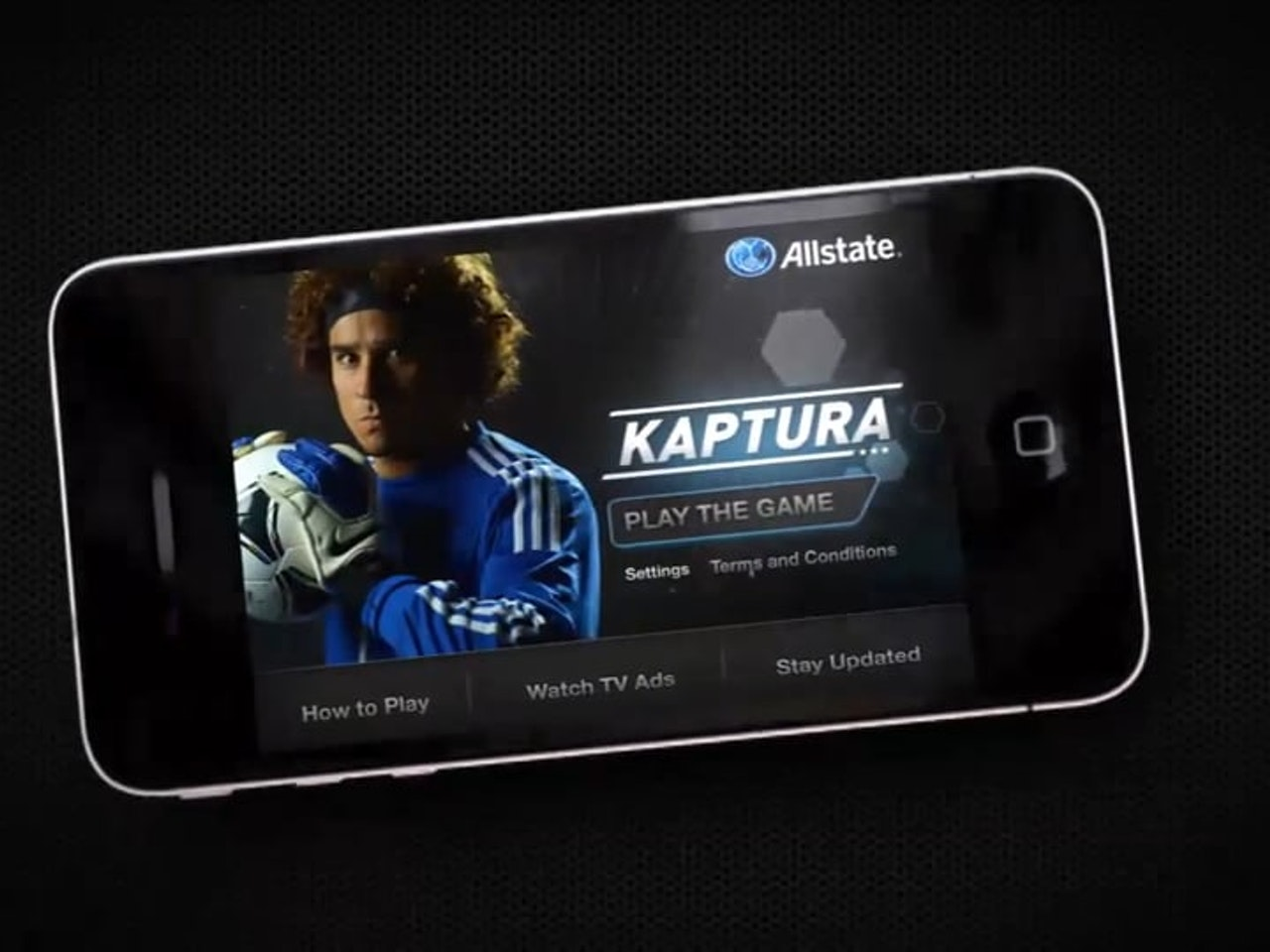 Allstate - KAPTURA for iPhone/Android
