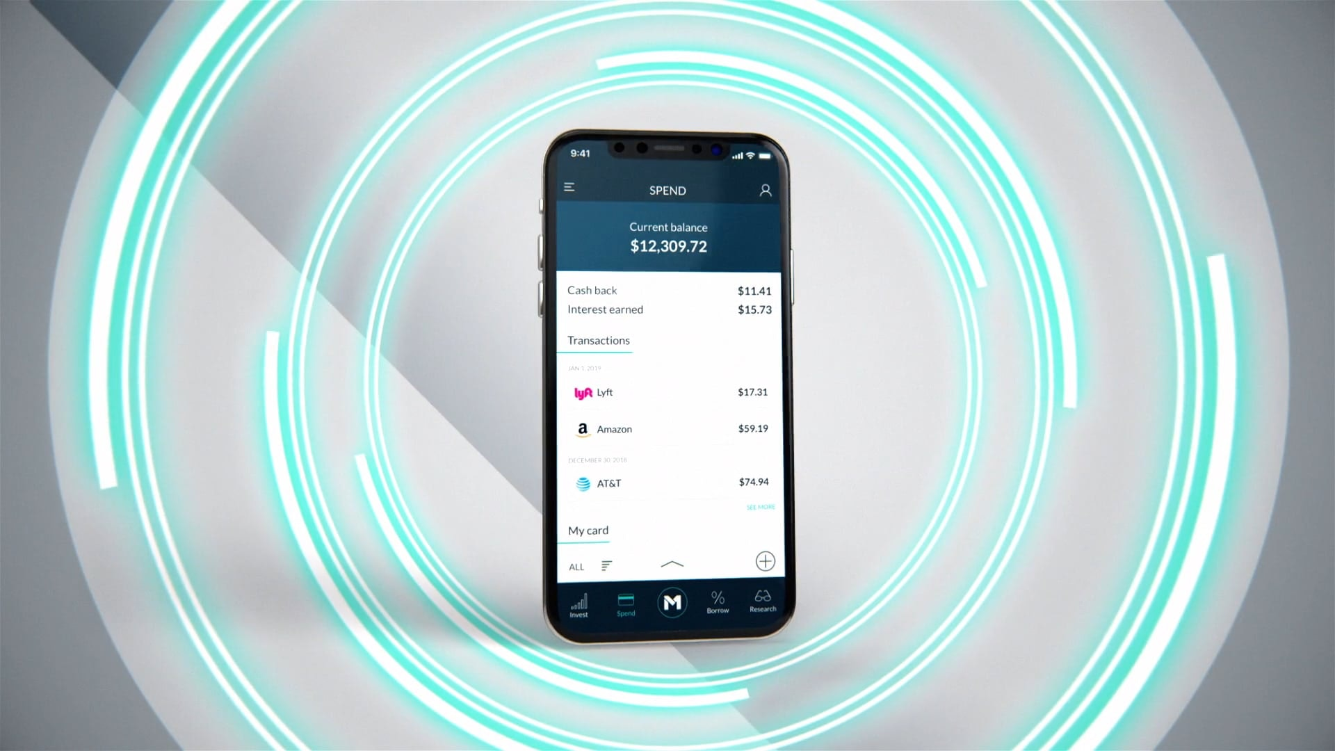 M1 Finance - Introducing Spend