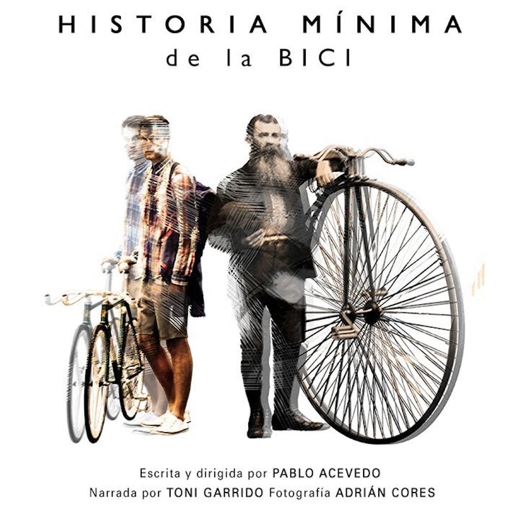 HISTORIA MÍNIMA DE LA BICI
