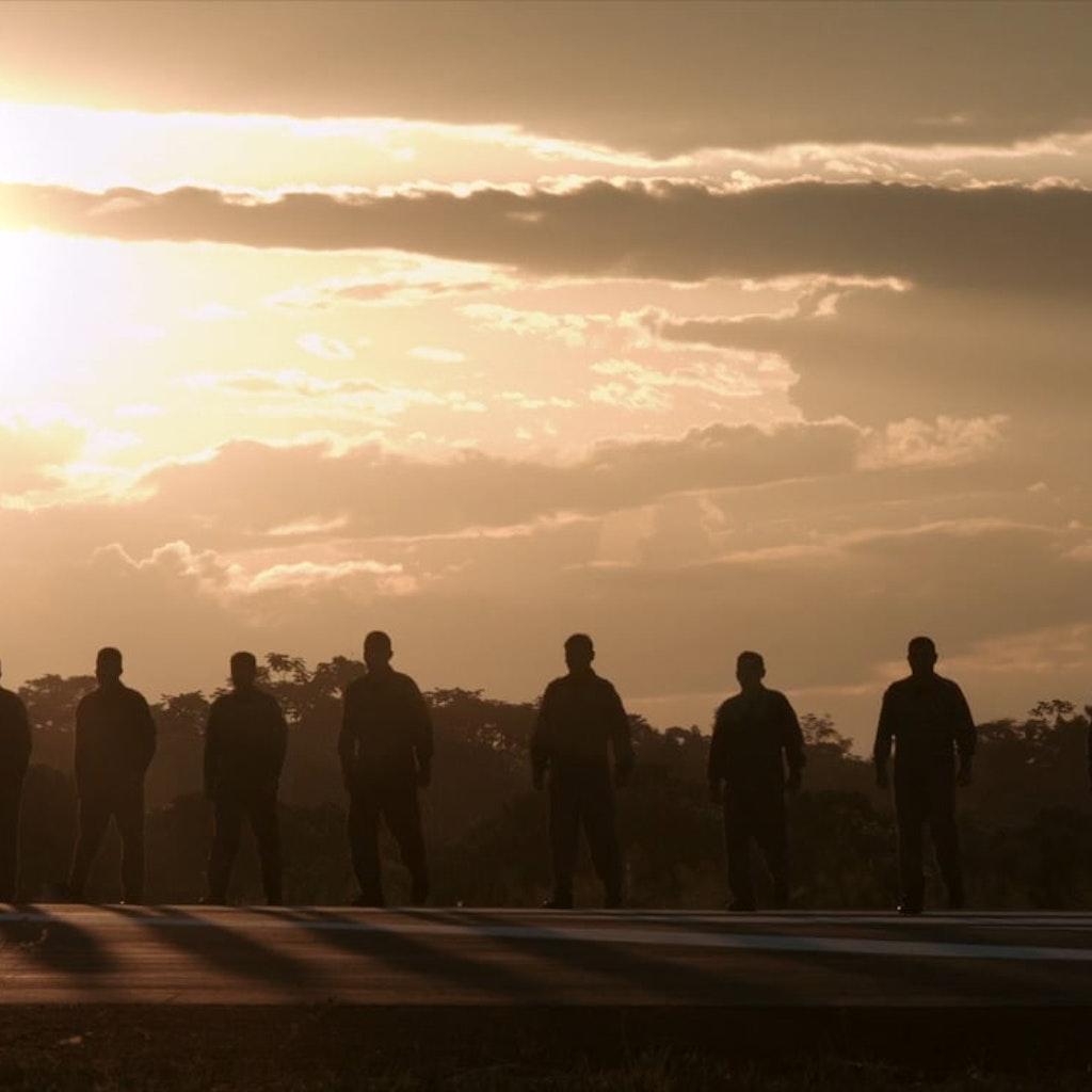 Caballería Aérea | Gobierno de Bolivia