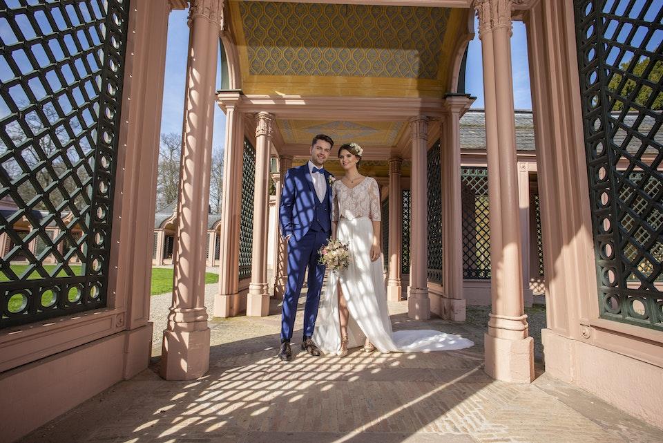 hochwertige Hochzeitsaufnahmen -