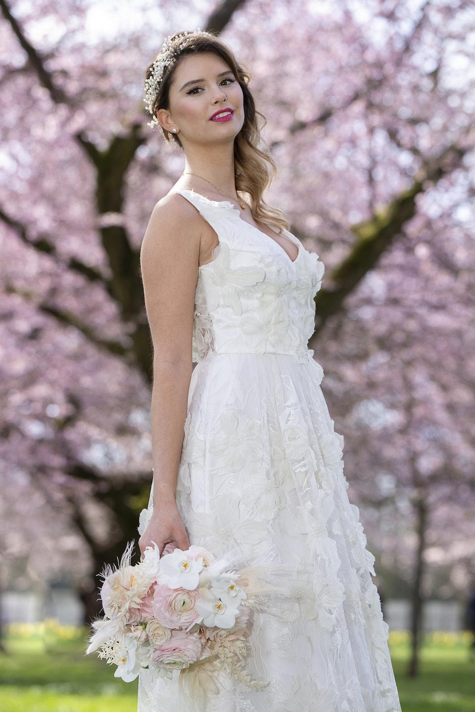 Kirschblüten Hanami Hochzeit -