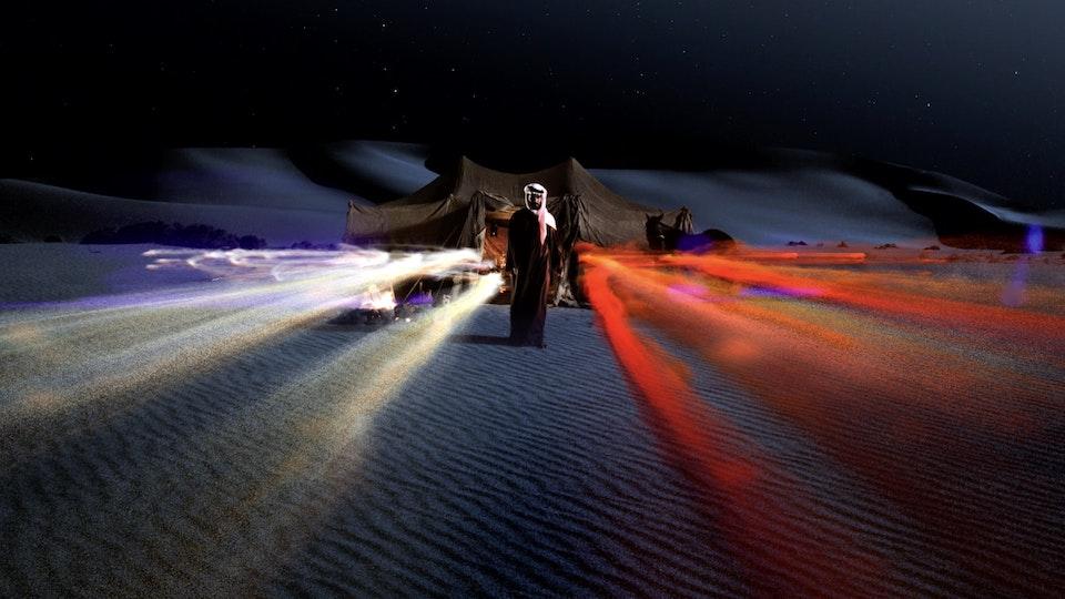 "GRAEME JOYCE - Zabeel ""Bedouin"""