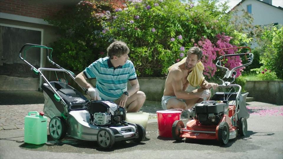 BAG Gartenarbeit