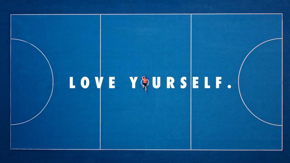 Jake Betteridge - LOVE YOURSELF | NIKE SPEC AD
