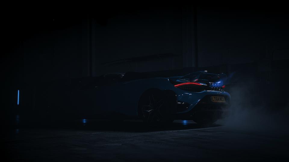 Jake Betteridge - For The Fearless   McLaren Automotive