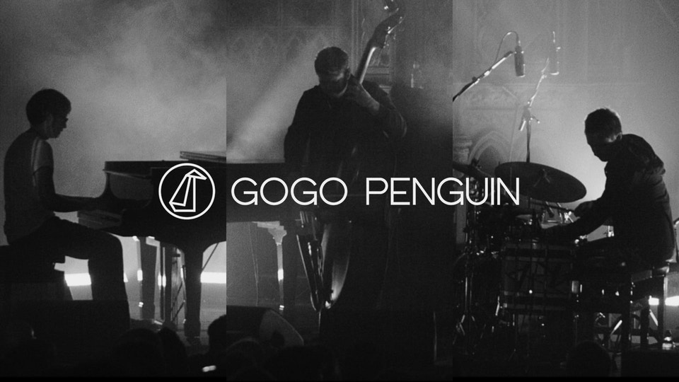 GoGo Penguin - One Percent Live at Union Chapel, London