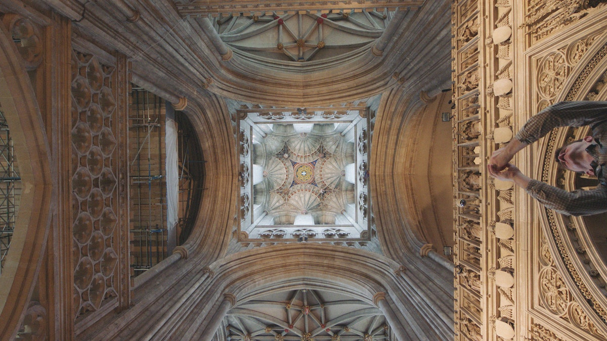 Under an Equal Sky : Canterbury Cathedral