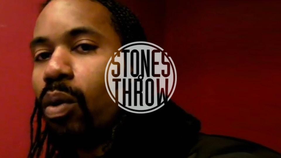 Stones Throw Records: European Tour - Dam Funk Episode
