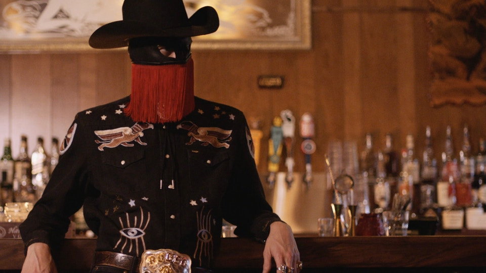 'Party Like An Icon'  Orville Peck x Wrangler