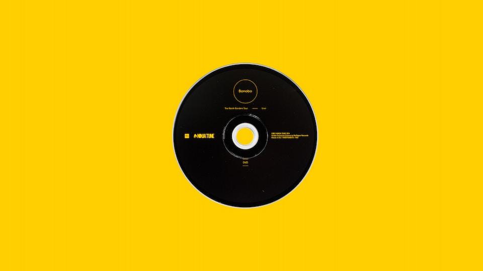 Bonobo - The North Borders Tour - Live DVD