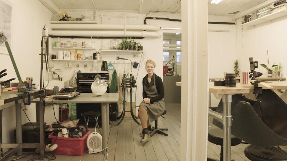 Katrin Spranger, Aquatopia   Crafts Council