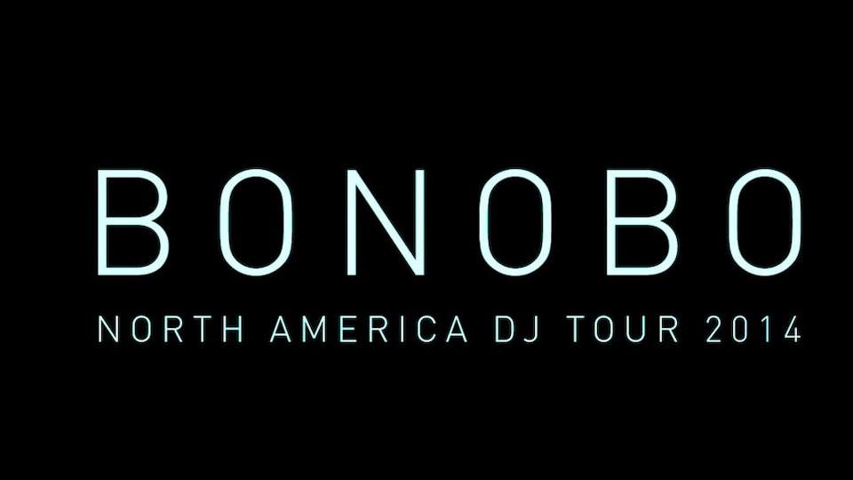 Bonobo - US Tour Promo