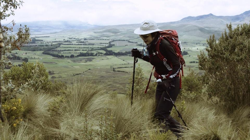 Charity Challenge   Andean Volcano Challenge 2020