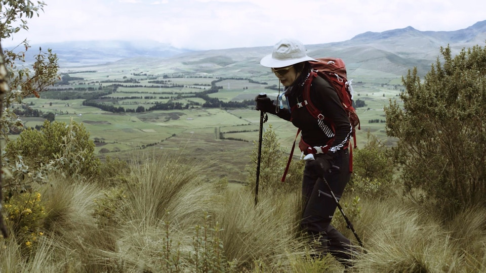 Charity Challenge | Andean Volcano Challenge 2020