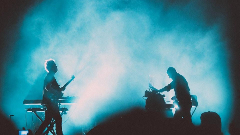 Darkside Live