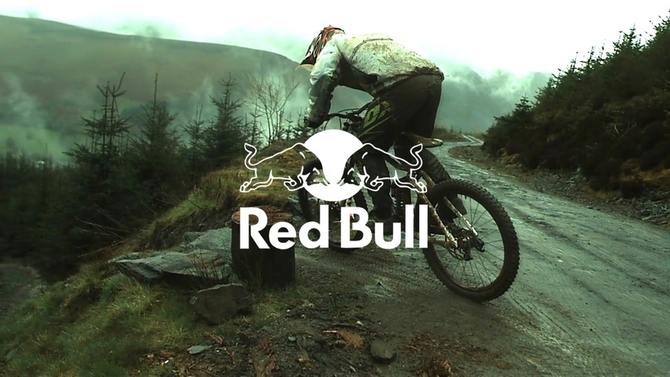 Red Bull | Dan Atherton, Mountain Biker