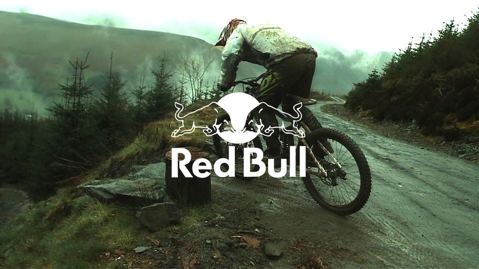 Red Bull | Dan Atherton, Mountain Biker