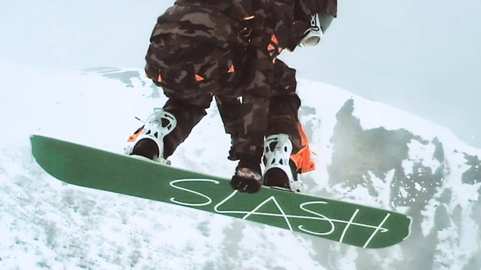 Slash Snowboards