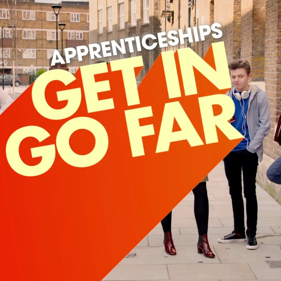 Apprenticeships Launch 30 TVC on Vimeo Apprenticeships Launch 30 TVC on Vimeo