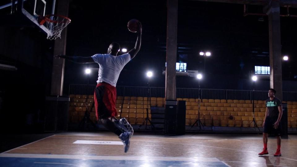Nike Rise - Lebron James