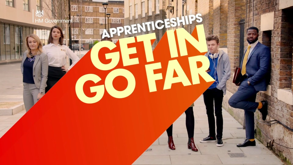 Apprenticeships Launch 30 TVC on Vimeo