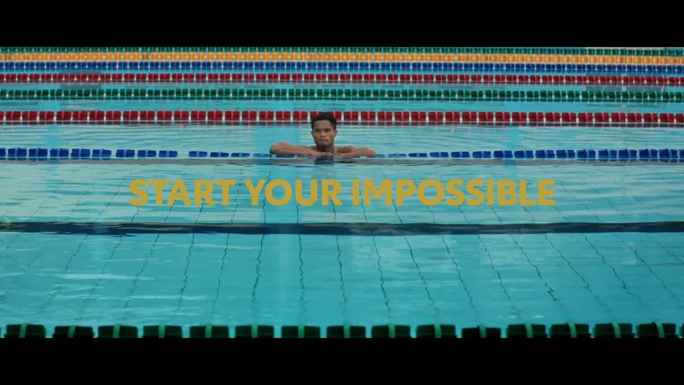 Ernie - Toyota - Start Your impossible // Olympics 2020