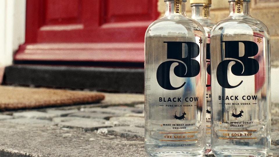 Black Cow Pure Milk Vodka 'Who Are They?'