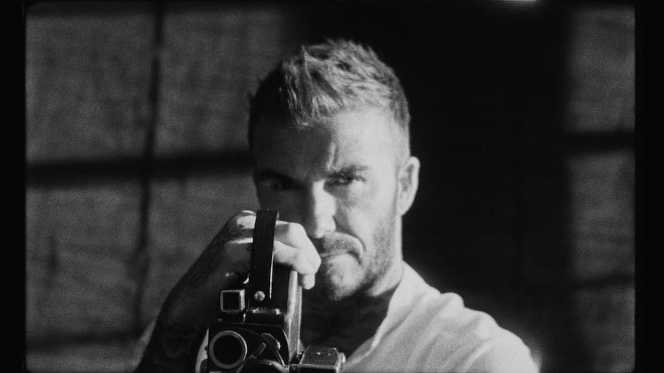 David Beckham - fragrance
