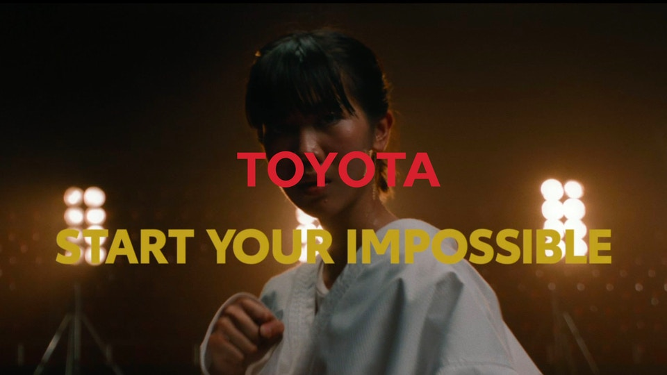 Toyota // Olympics 2020 - Start Your Impossible