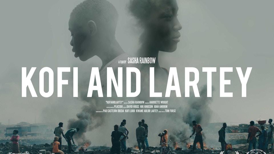 Kofi and Lartey - documentary trailer