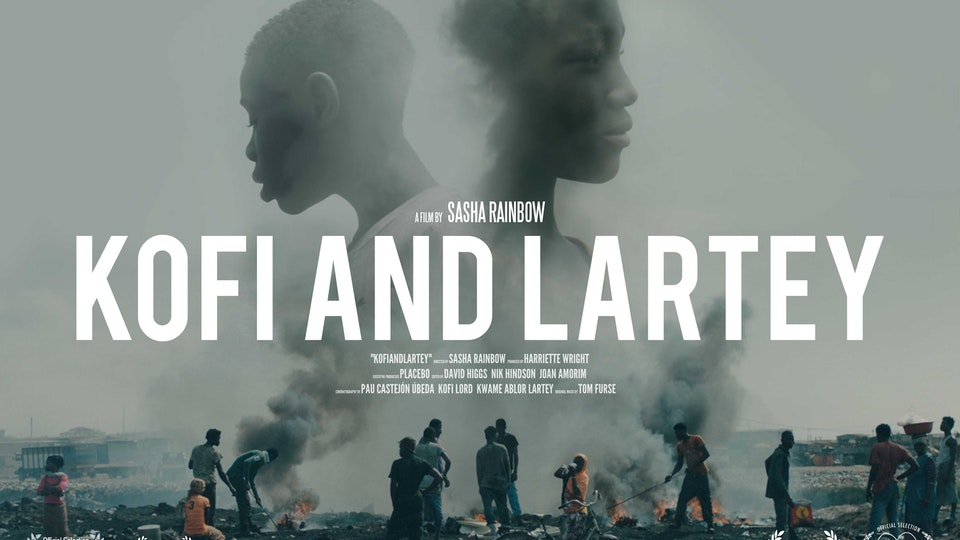 Kofi and Lartey - documentary trailer