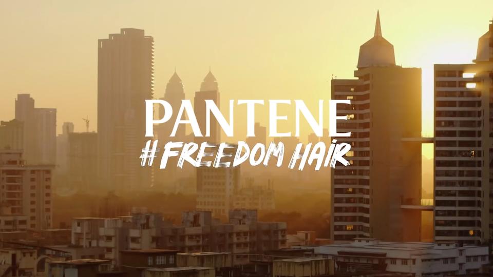 Pantene #FreedomHair