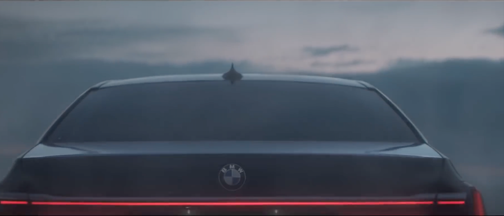 BMW 7 SERIES COMMERCIAL
