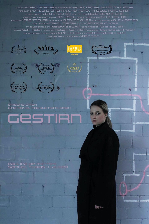 Poster Gestirn -