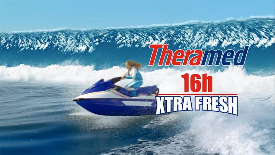 virtual republic – home of animation and visual effects - Theramed - Jetski 2in1