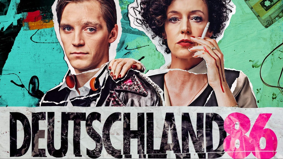 virtual republic – home of animation and visual effects - Deutschland 86 - Amazon Prime Serie