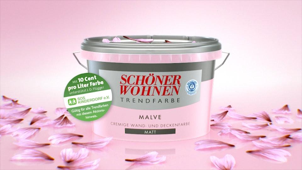 Schöner Wohnen - Malve VRM100202_Schoener_Wohnen_Animation_V05_ONLINE