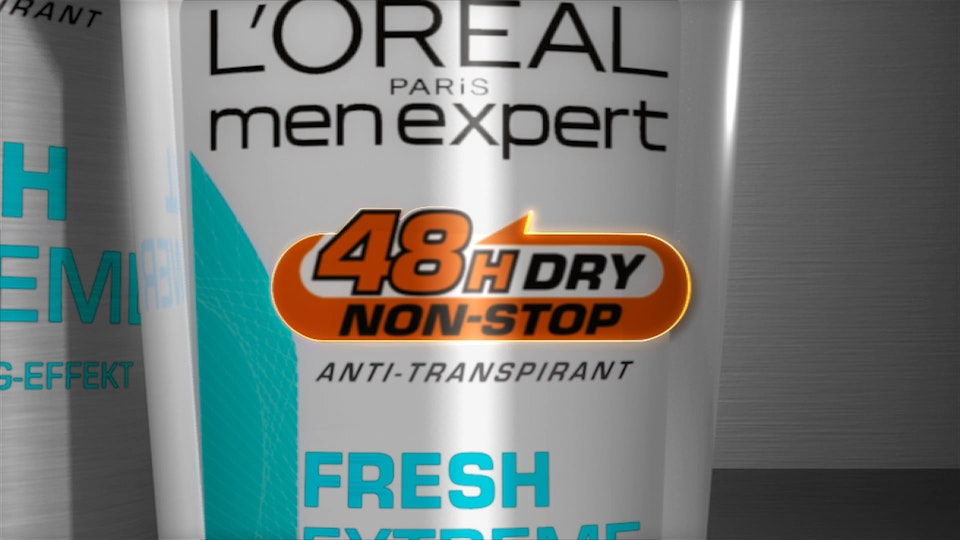 virtual republic – home of animation and visual effects - L'Oréal Men Expert - LabelExchange