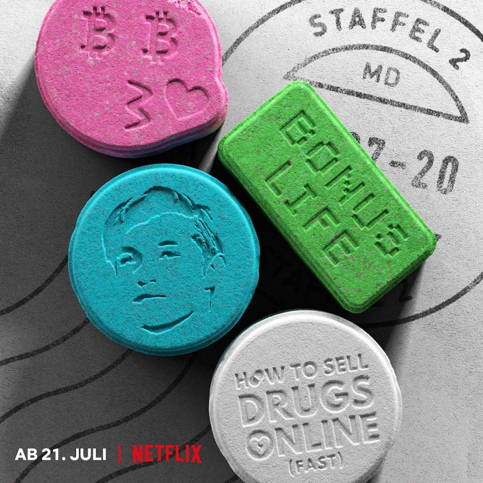 Netflix — HTSDOF Season II  — Media Campaign - HTSDOF-1X1_4_GER