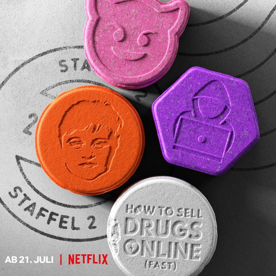 Netflix — HTSDOF Season II  — Media Campaign - HTSDOF-1X1_1_GER